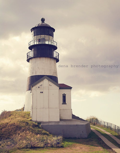Cape Disappointment Lighthouse 11x14 Print - DBrenderPhotography
