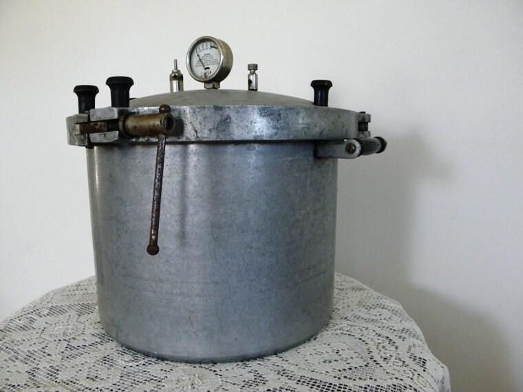 Vintage Steam Pressure Cooker Kook Kwick