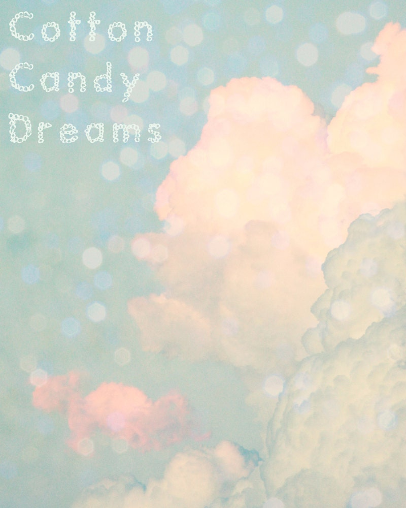 cloud photography girls bedroom art pink cloud art baby girl nursery art pink blue baby room decor 8x10 - TheGinghamOwl