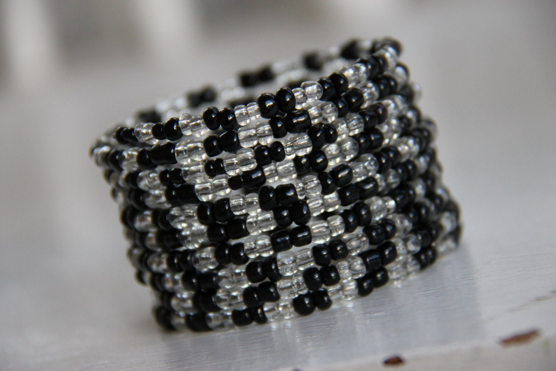 SALE - Zebra Zebra Kenyan Wrap Bracelet - Bracelet to Benefit Adoption