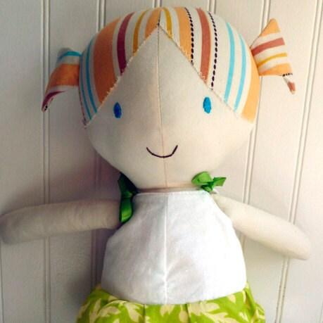 Cloth Doll Patterns Free Printable doll fabric free making pattern ...