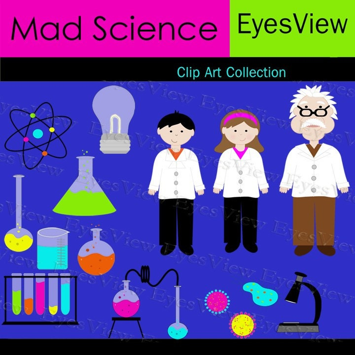 Mad Science Lab Clipart  Clipart Panda  Free Clipart Images