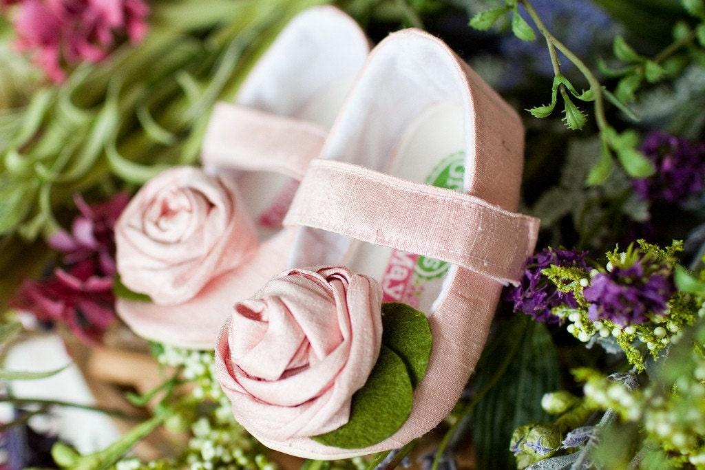 розетка maryjane (розовый) - Валентина