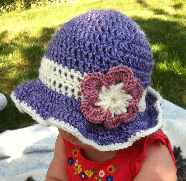 Summer Lovin' Sun Hat