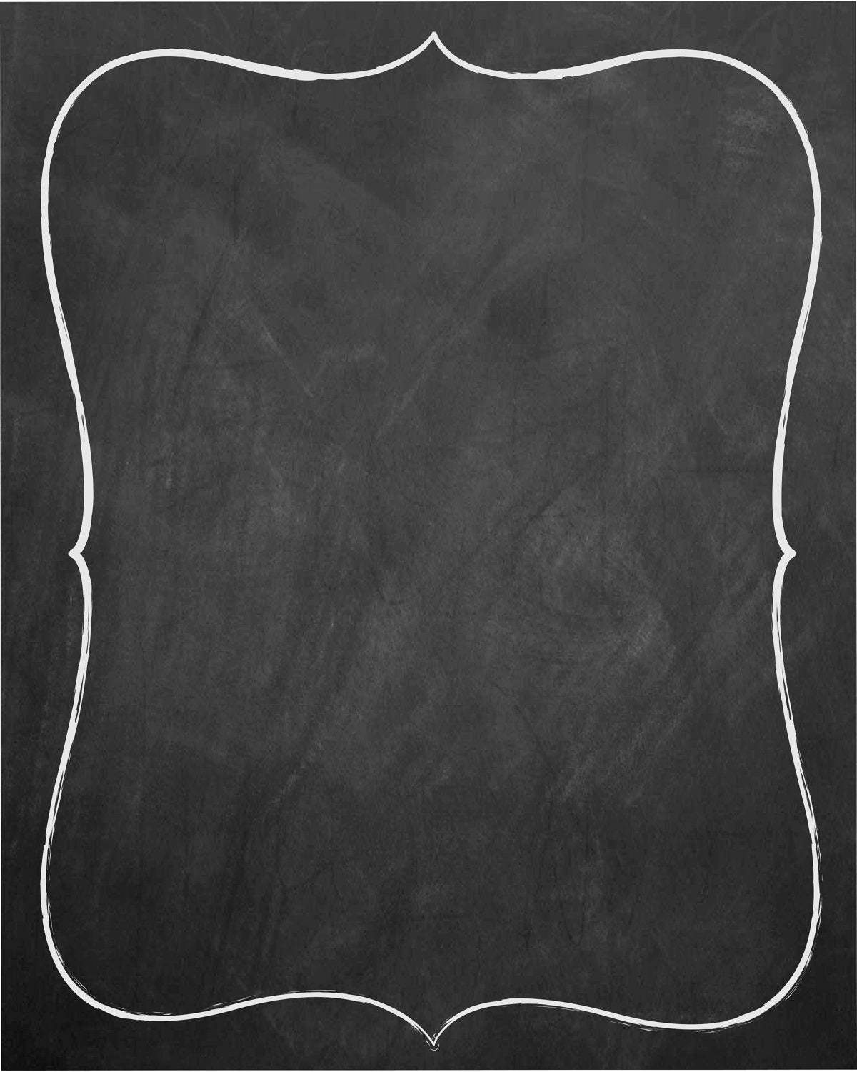 Chalkboard template playbestonlinegames for Printable chalkboard template