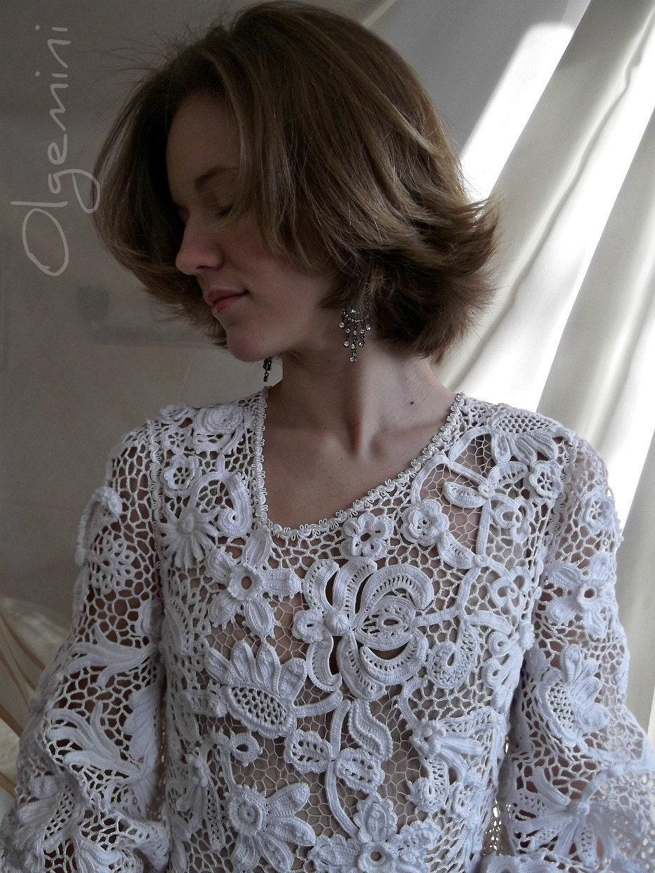 "Wedding Dress ""The Swan"""