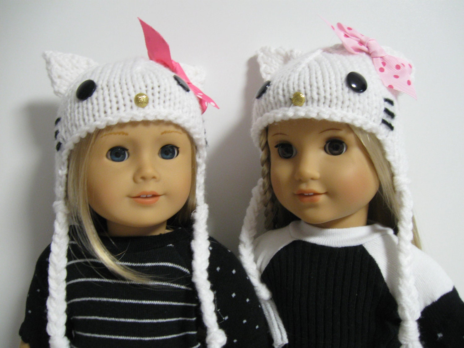 American Girl Doll -  Hello Kitty Hats
