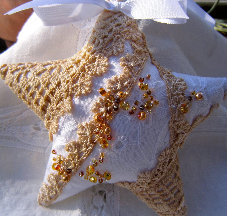 Белый и слоновая кость Потертый SET STAR