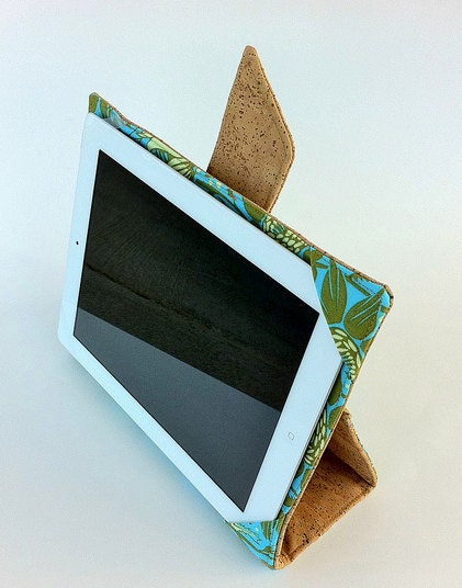 Sewing Pattern iPad 1 or 2 Folding Case/ Notebook/ Stand ePattern