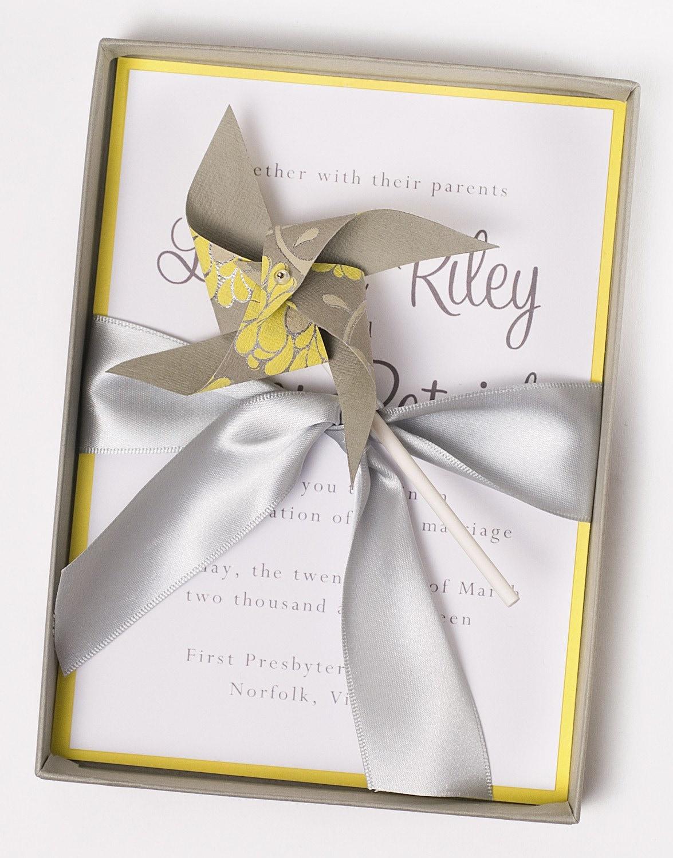 Envelope in Luxury {Boxed Wedding Invitations} - BridalTweet Wedding ...