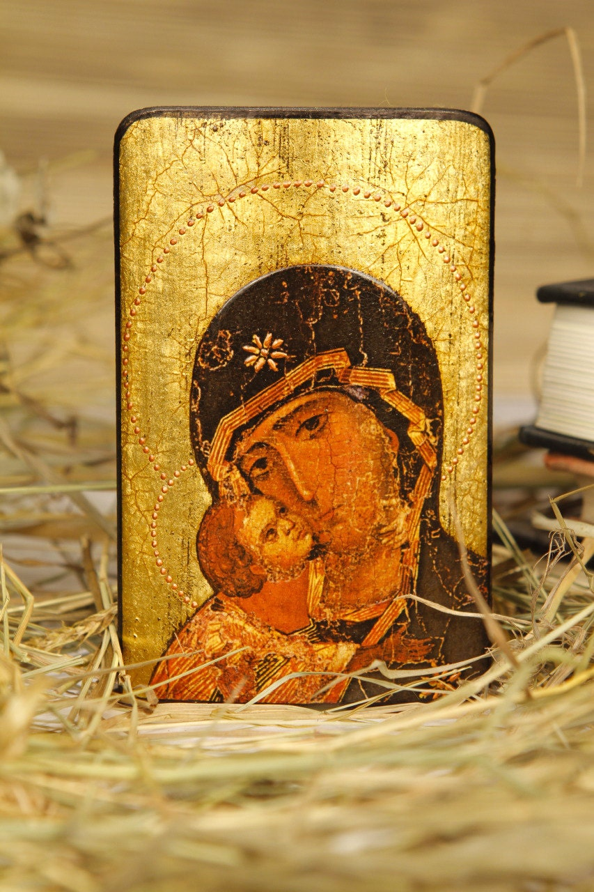 The Vladimir Madonna - Europeanicons