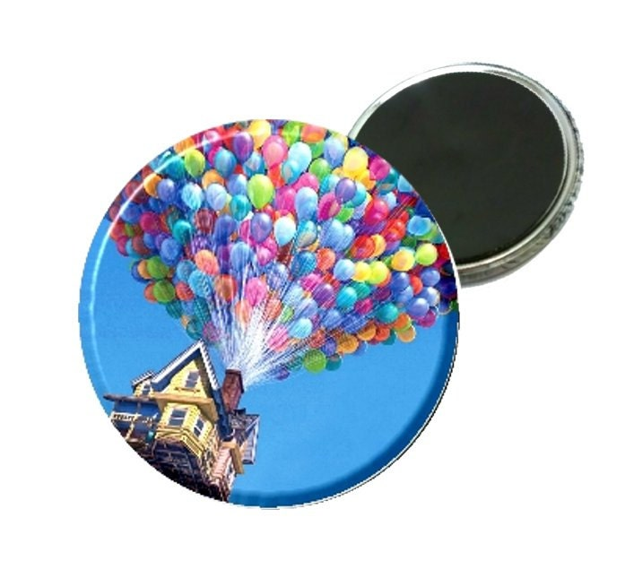 Magnet - Disney Pixars UP Balloon House