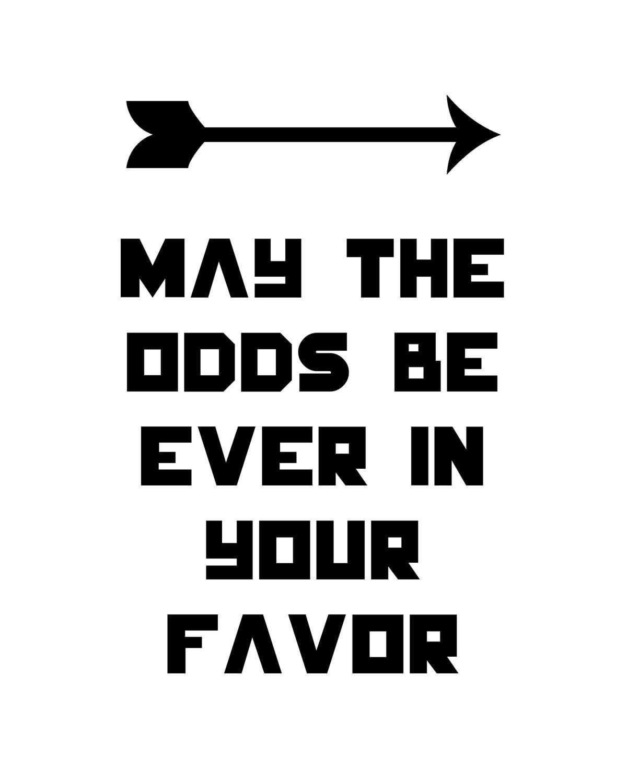 may the odds be ever in Explora o álbum may the odds be ever in your favor do(a) carrie nobles no pinterest | consulta mais ideias sobre coisas engraçadas, jogos vorazes e jogo de.