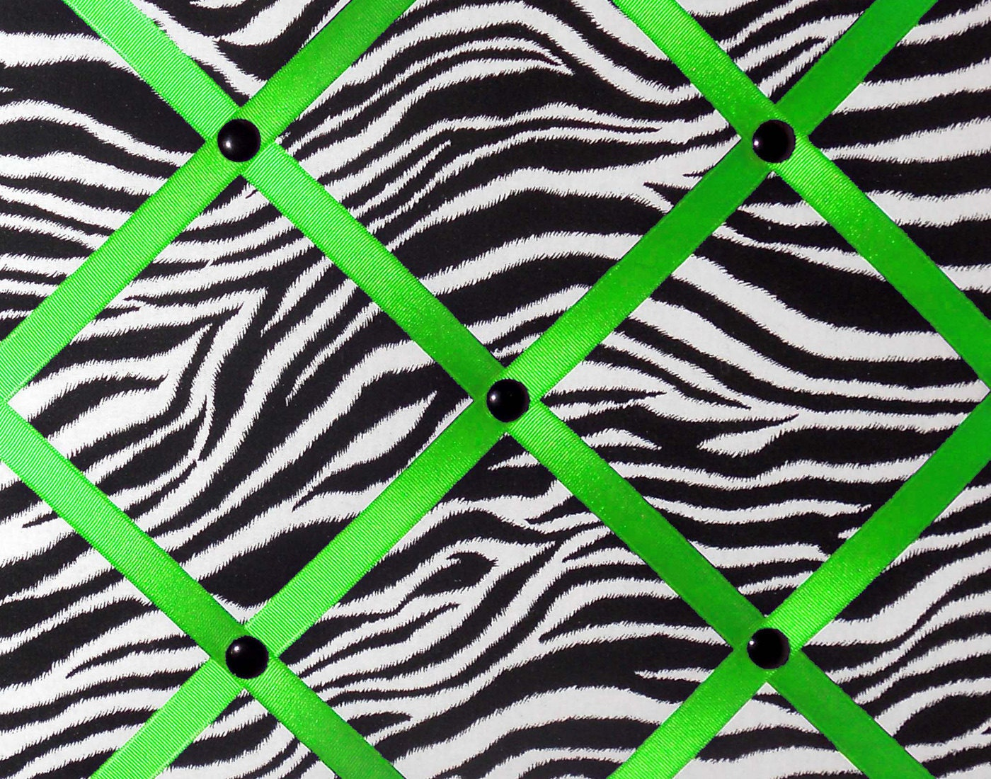 lime green zebra wallpaper - photo #2