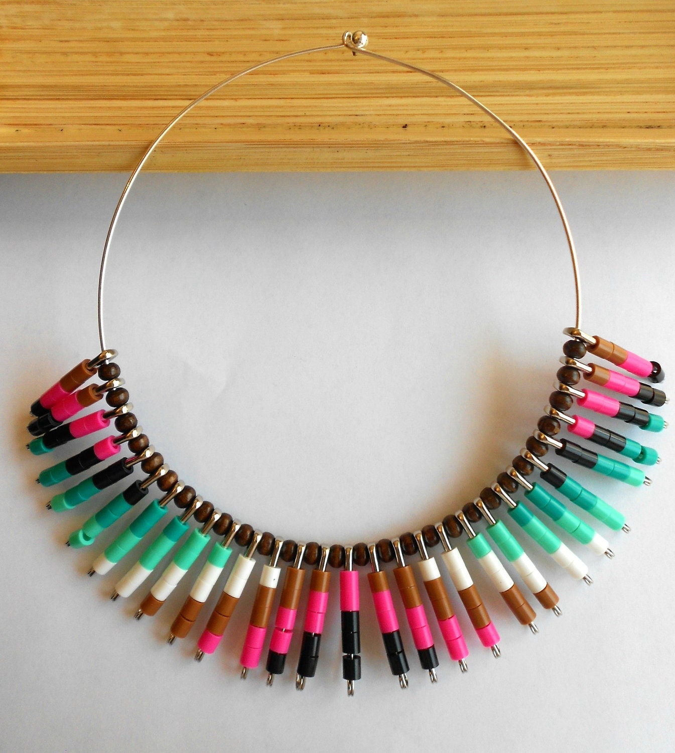Tribal - Aztec Collar Necklace