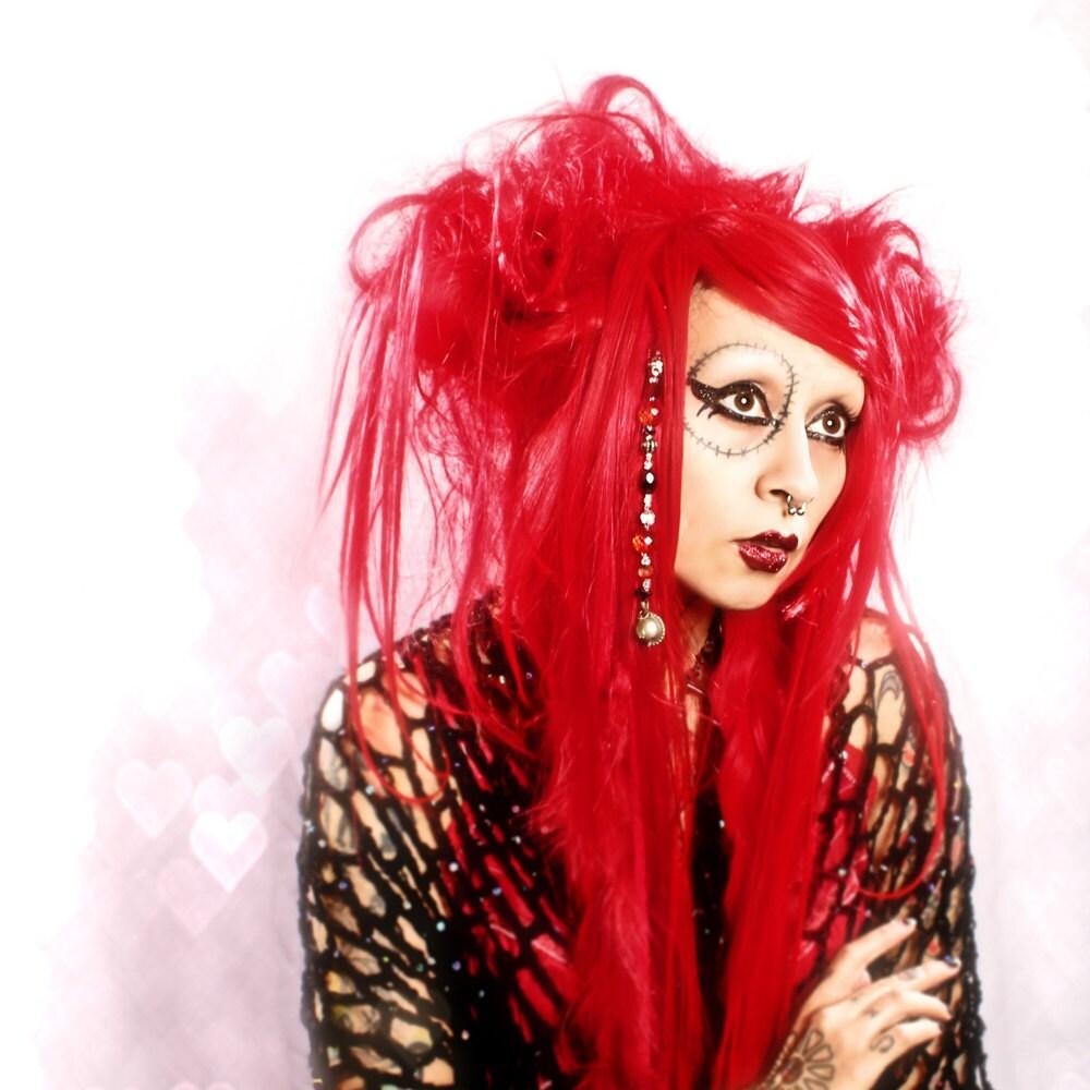 Pretty Poison Wig 104