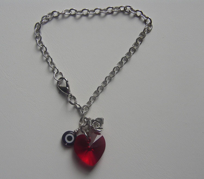 For the Love of Rose Bracelet