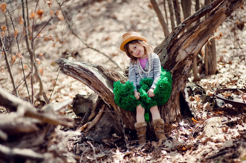 Милая Pettiskirt - Зеленый - вы выбираете юбки Размер Петти