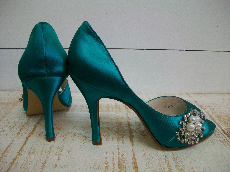 Davids-Bridal-Wedding-Bridesmaid-Shoes-High-Heel-Platform