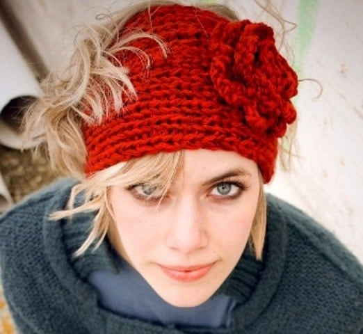 Pattern Knit Headband : Sewing and Knitting Patterns Ideas: Headband Knitting Pattern