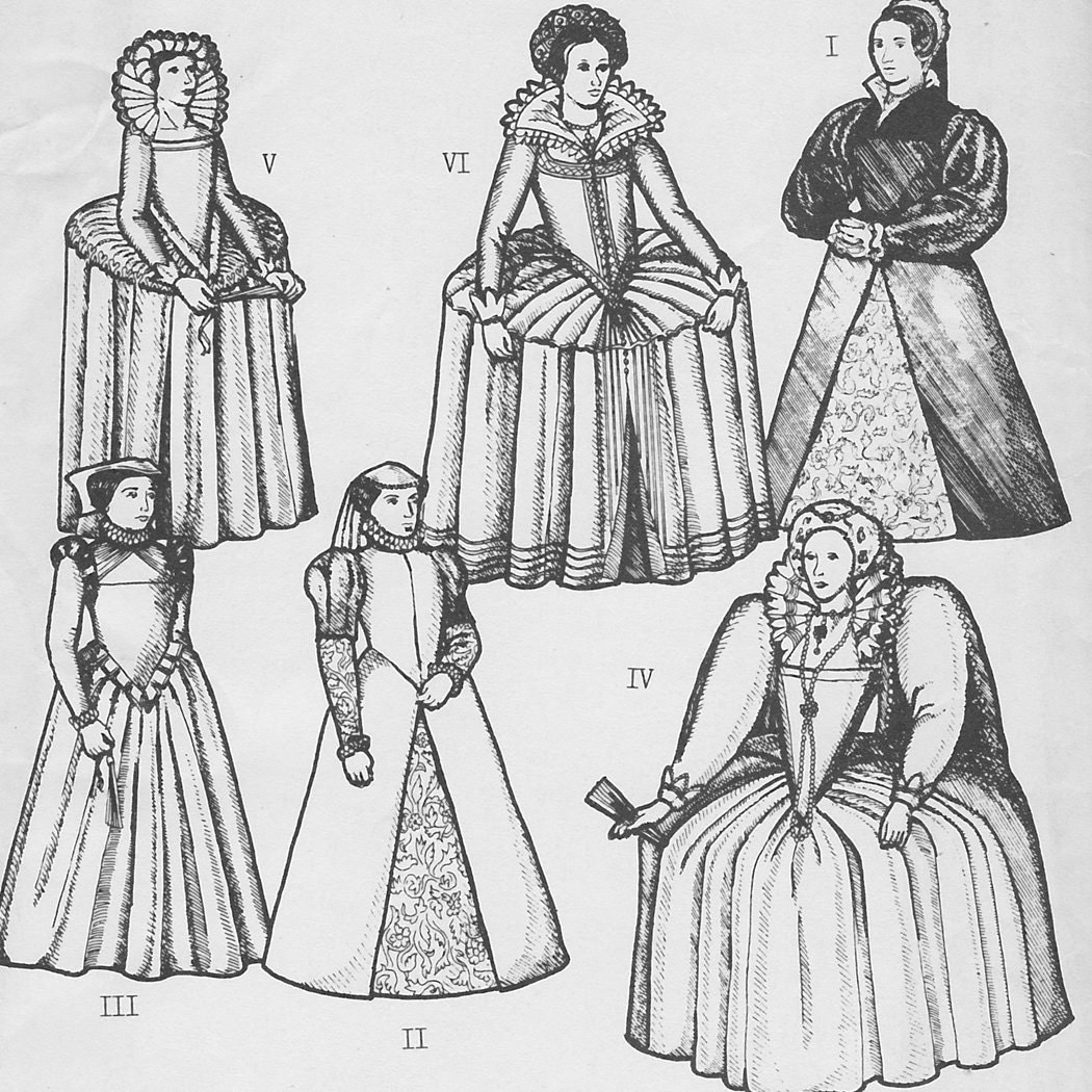 a history of upper class women in the renaissance Renaissance fashion - women's clothing in elizabethan england updated on august 1, 2017 dolores monet clothing worn by the upper classes also included silk, cotton a lower class woman might wear a padded roll for fashion as well as convenience.