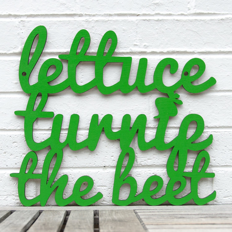 Lettuce Turnip the Beet (kitchen, vegetarian)