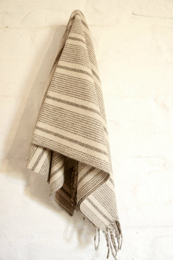 COSTA ALEGRE 100% Pure Virgin Wool Blanket/Throw/Sarape
