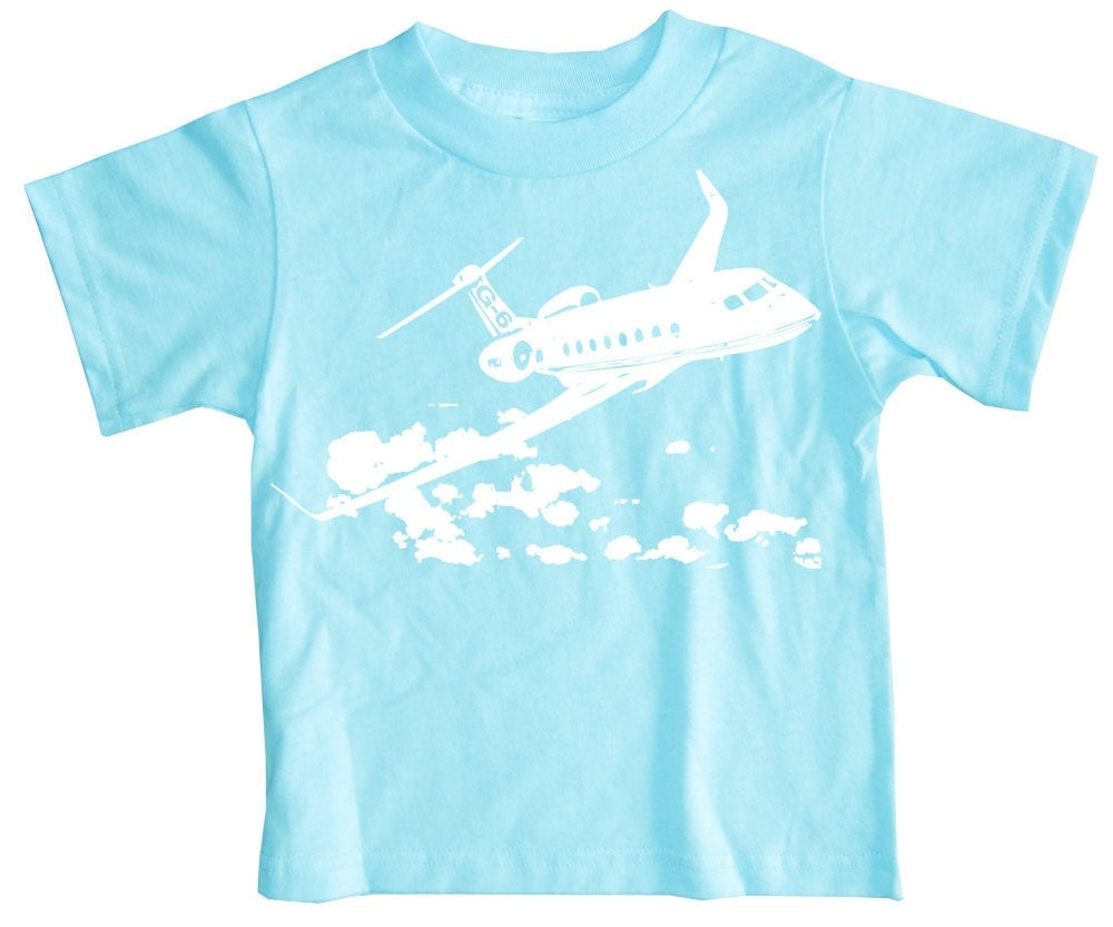Ottotocy airplane shirts for kids for Where can i create my own shirt
