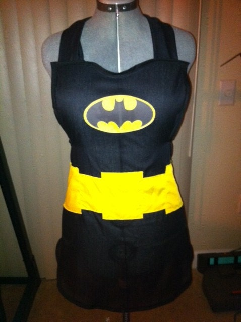 tablier batwoman