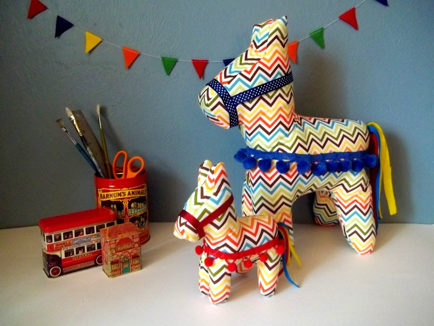 Cinco de Mayo Small Plush Pinata
