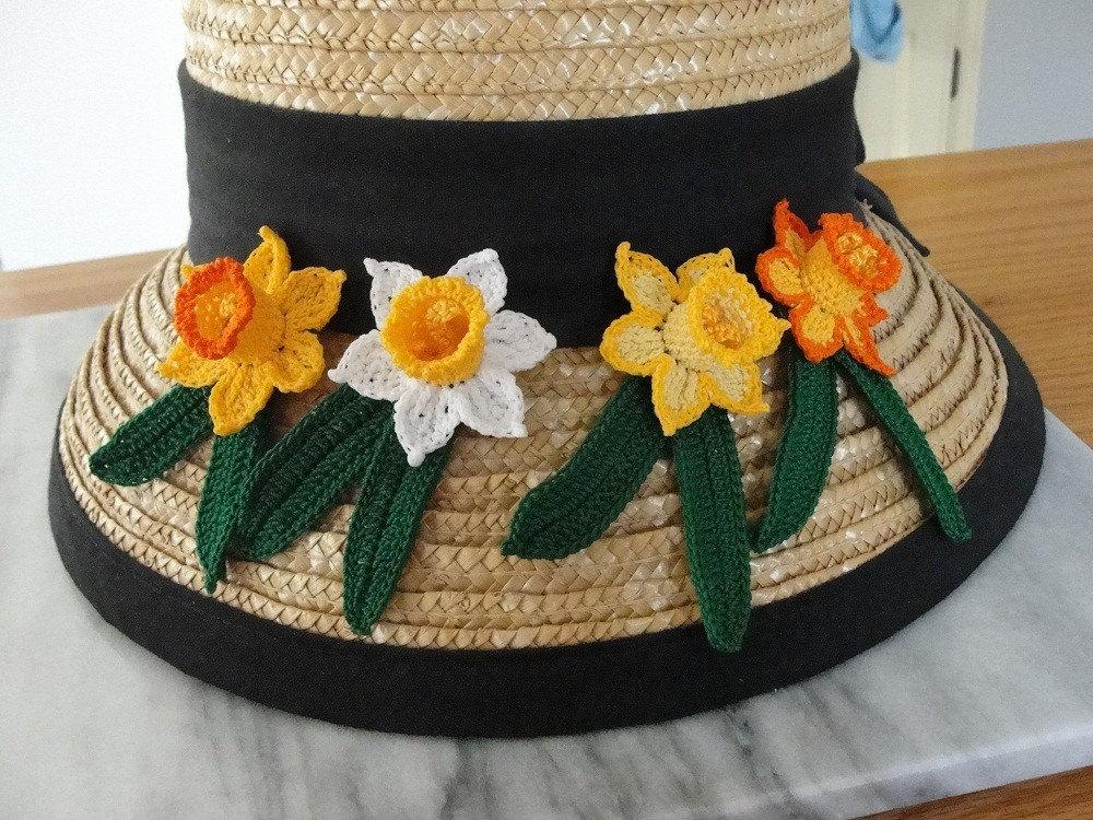 Crochet Flowers and Crochet Flower Patterns   AllFreeCrochet.com