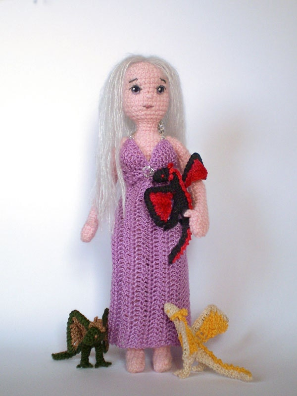 daenerys crochet