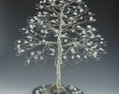 Winter Wedding Tree Cake Topper or Centerpiece (No Figurine)