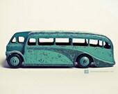 Classic Toy Van - Fine Art Photography Original Print (8x10).