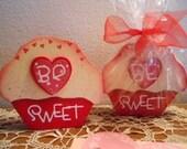 Valentine Be Sweet Cupcake