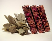 Rose Garden Bar Soap with Dried Rose Petals
