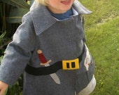 Pirate Jacket - A classic piece for any child