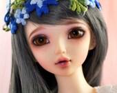 MSD Blue Blossom Head Band