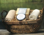 Mountain Baby Gift Basket