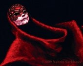 Masque of The Red Death -  Limited Edition 11 x 14 Archival Quality Print