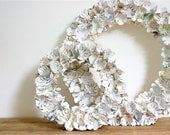 wreath, upcycled from storybooks, customize with your own materials