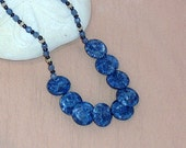Windsor Blue Necklace