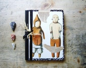 Vintage Tribal Journal And Arrowhead - VintageScraps
