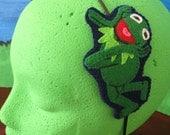 Kermit Headband