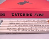 Catching Fire Pencil Set