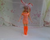 New handmade FUN TIME CLOTHES for Barbie Dolls    (nannycheryl original)   900 x  93