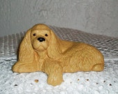 Ceramic Cocker Spaniel Miniature