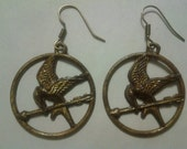 The Hunger Games Inspired Earrings