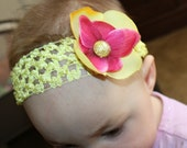 Bright Spring Headband - McKenziesCreations