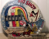 Marx Ski Shot Pinball Table Top Game